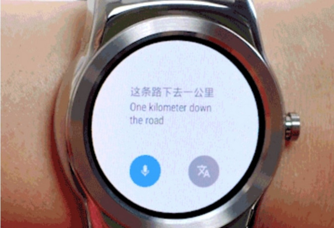 Jengah Dengan Bing Translator, Google Rilis Google Translate di Android Wear