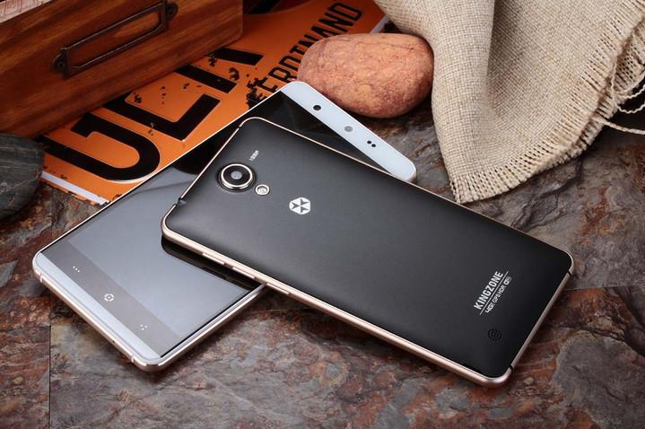 KINGZONE N5 Adopsi Android 5.1 Lollipop Berprosesor Quad-Core 64-bit