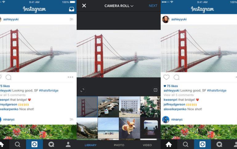 Kirim Foto dan Video di Instagram Kini Bisa Dibolak-Balik