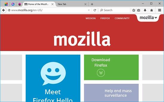Kritik Pedas Mozilla Untuk Edge di Windows 10