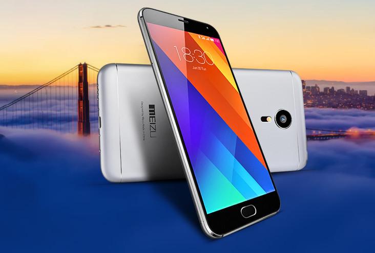 Meizu MX5 Telah Diluncurkan di India
