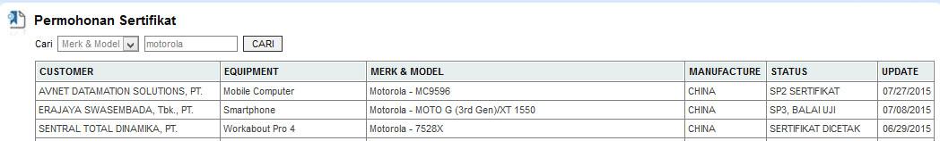Motorola Moto G Juga Bakal Sambangi Indonesia