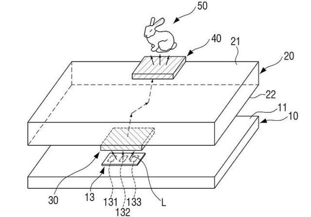 Samsung Berencana Buat Ponsel Hologram