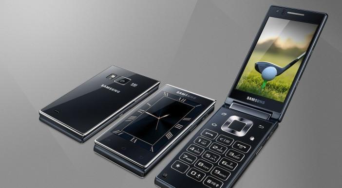 Samsung G9198, si Klasik Flip Berprosesor Snapdragon 808 Diumumkan