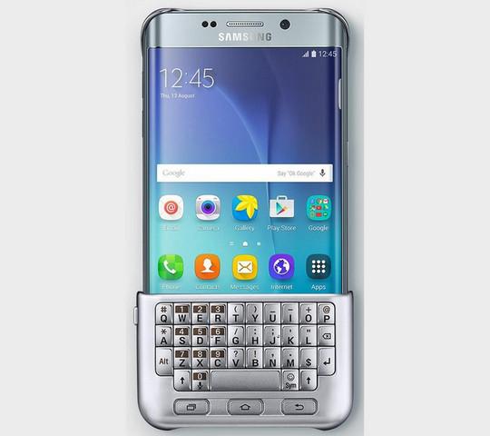 Samsung Galaxy S6 Edge Plus Mungkin Dibekali Aksesoris Keyboard QWERTY Seperti Ini 2