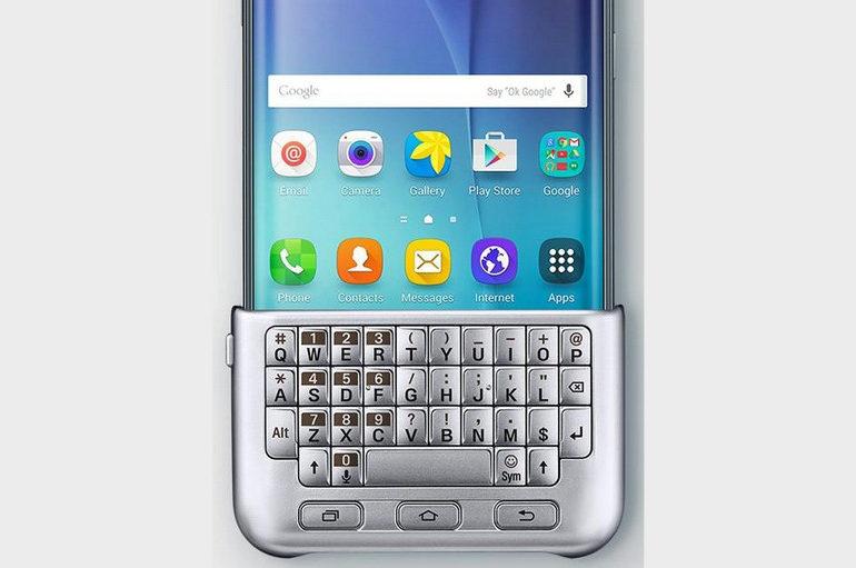 Samsung Galaxy S7 & S7 edge Akan Disertai Cover Keyboard QWERTY