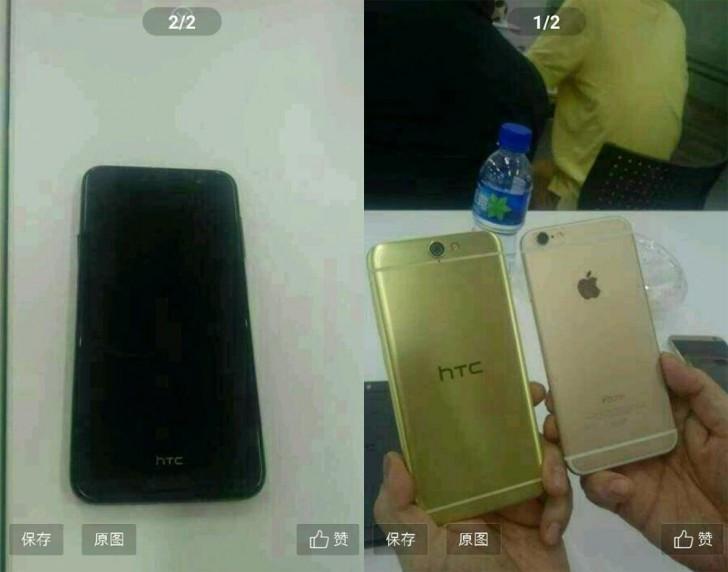 """Sang Pahlawan """"HTC A9 (Aero)"""" Muncul Pamerkan Desain yang Mirip iPhone 6"""