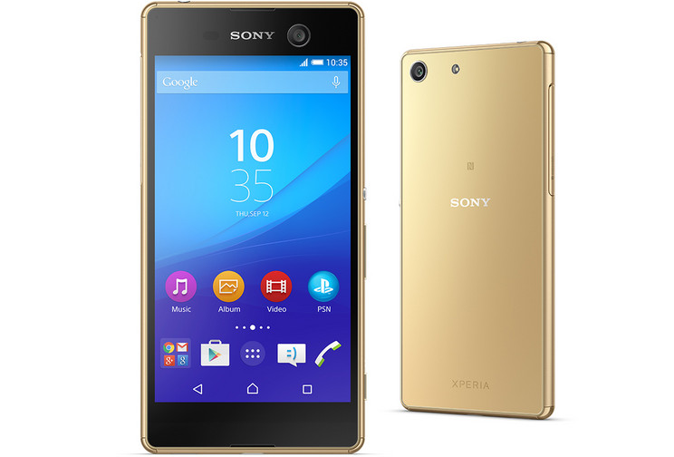 Sony Xperia M5 Dibanderol Rp 5,5 Juta!