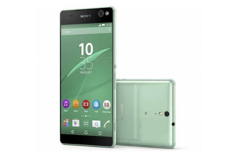 Sang Selfie Sentris Sony Xperia C5 Ultra Hampiri Paman Sam