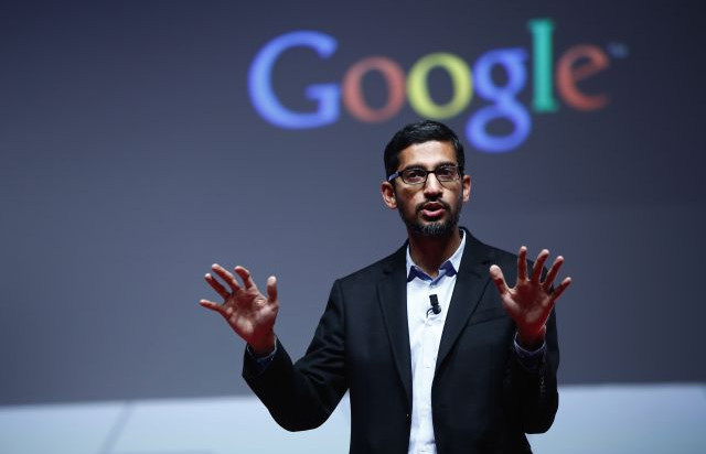 Saat Akun Media Sosial CEO Google di Hack