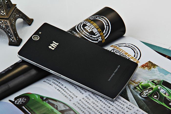 THL 5000T, Smartphone Android Dengan Baterai Monster 2