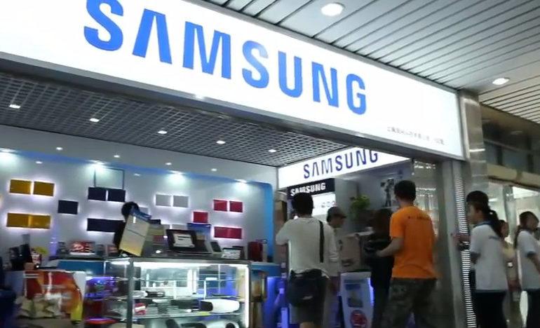 """Samsung: Ponsel Kami """"Kebal"""" Dollar"""