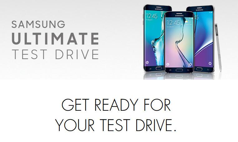 Unit Samsung Galaxy Note 5 & Galaxy S6 edge+ Untuk Kampanye Test Drive Sudah Ludes
