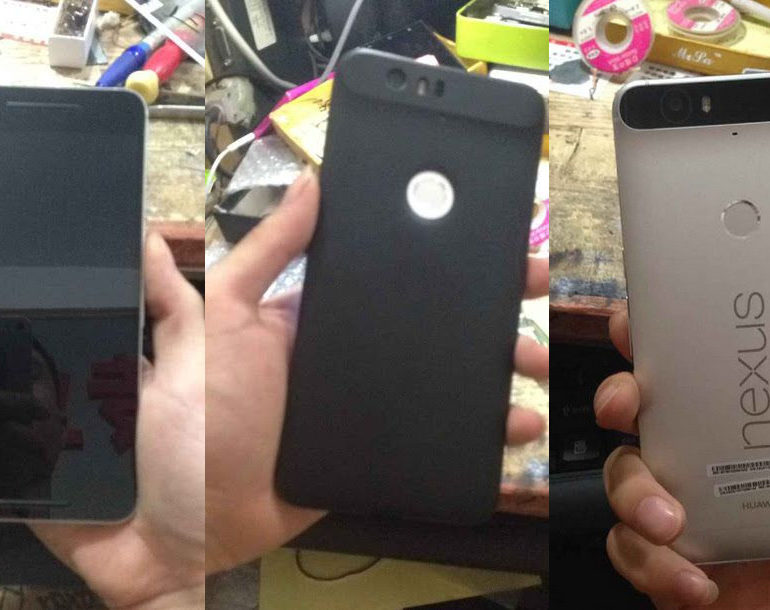 Wujud Asli Huawei Nexus 6 Muncul Dalam Bocoran Gambar