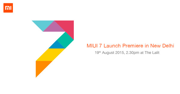 Xiaomi Pastikan MIUI 7 Dirilis 19 Agustus