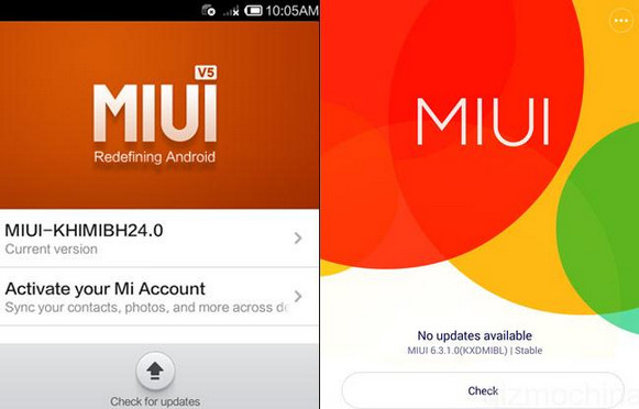 Xiaomi Siap-siap Rilis MIUI 7 Untuk Xiaomi Mi 5