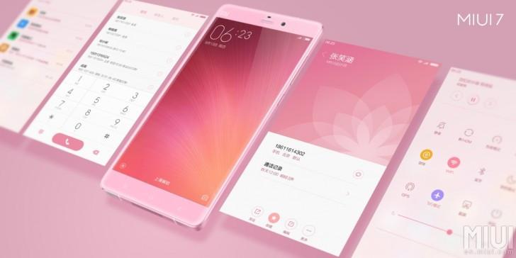 Xiaomi Umumkan MIUI 7 Berbasis Android 5.1 Lollipop