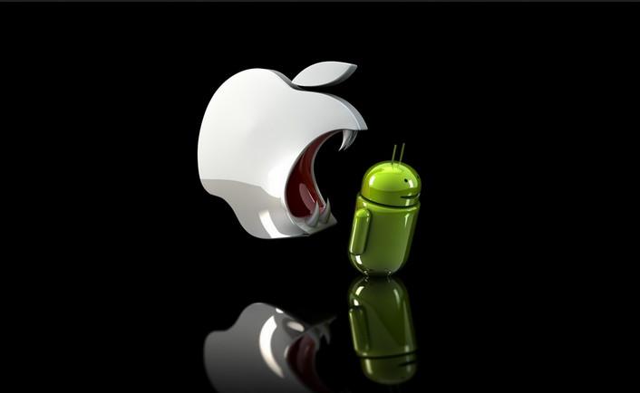 iOS Mulai Gerogoti Pasar Android di Eropa