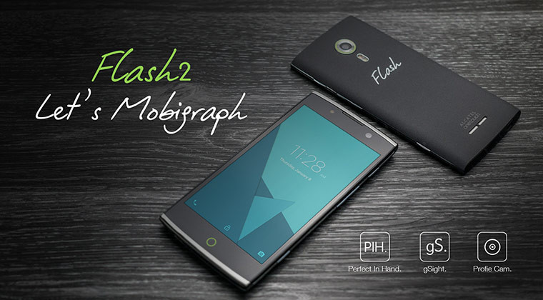 Alcatel Flash 2 Kini Resmi di Indonesia