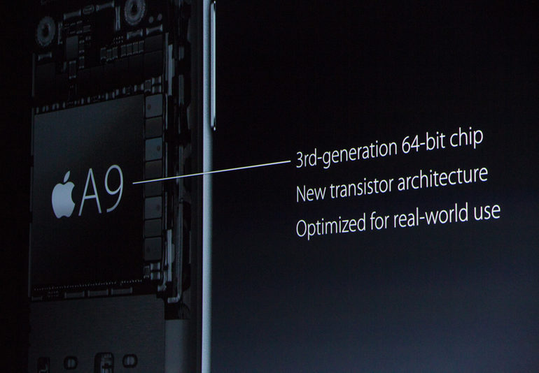 Apple A9 & A9X, Chipset Berkinerja Desktop Dengan Co-Prosesor M9