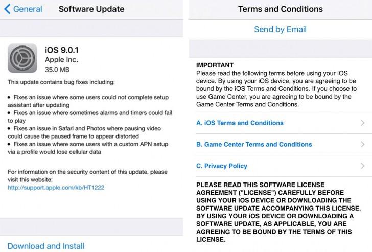 Apple Gulirkan iOS 9.0.1, iOS 9 Bikin iPhone Lemot Masih Belum Diatasi