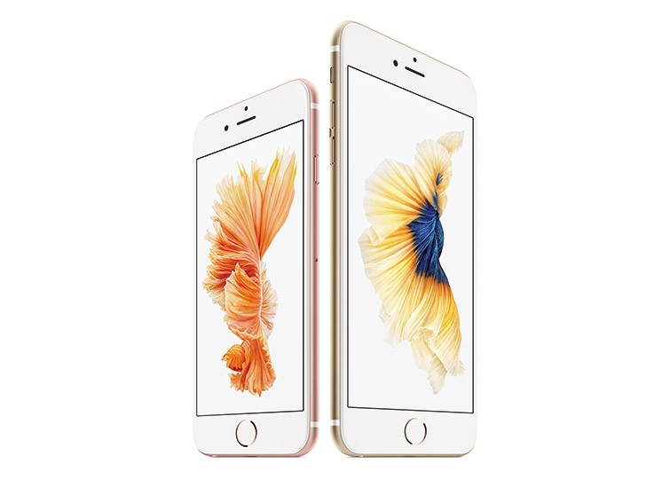 India Kedatangan iPhone 6s & 6s Plus
