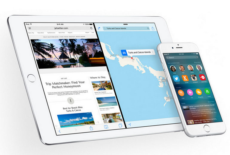 Apple Luncurkan iOS 9.3 Public Beta