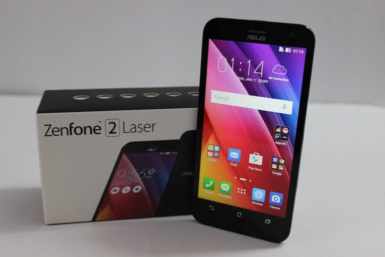 ASUS ZenFone 2 Laser, Selfie, Max, dan ZenFone 2 Deluxe Special Edition Resmi Rilis di Indonesia