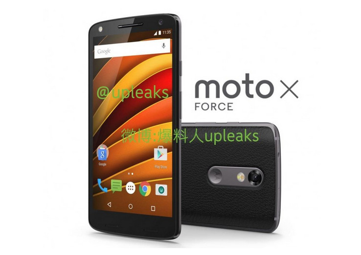 Motorola Moto X Force Rilis Akhir Tahun Seharga Rp 9 Juta