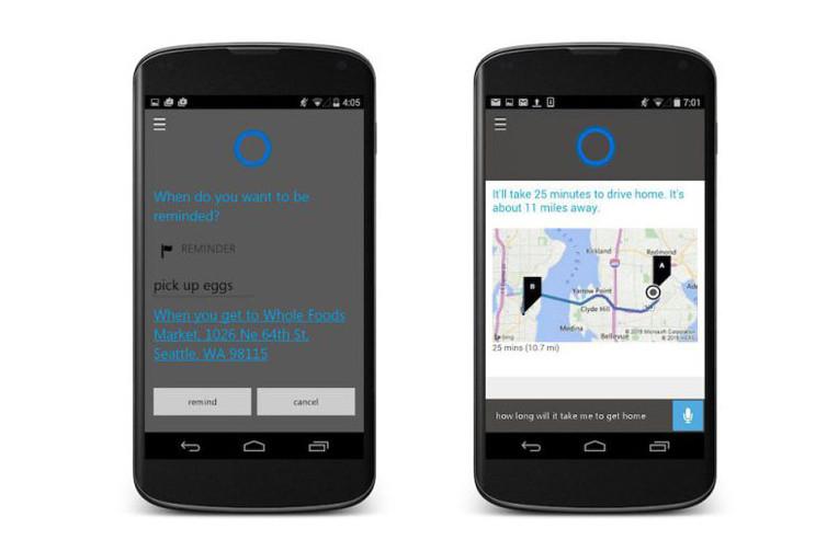 Cyanogen Ganti Asisten Virtual Android (Google Now) Dengan Cortana