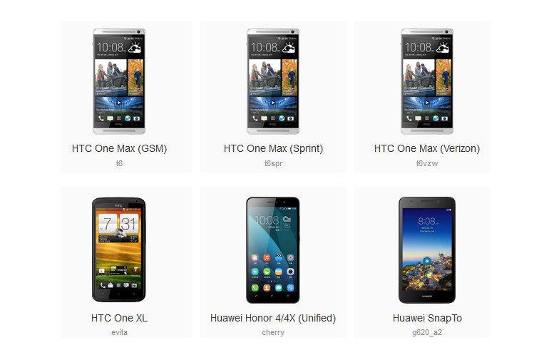 Cyanogen Mendukung Lebih Banyak Smartphone Android