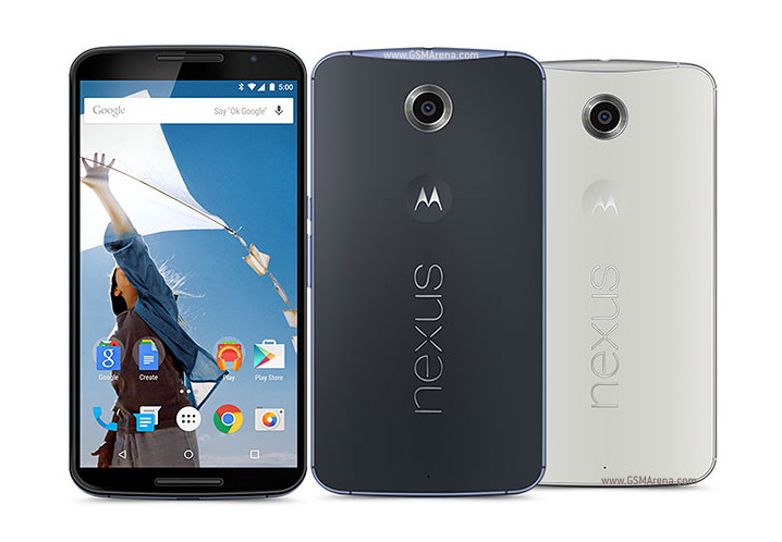 Dipangkas, Harga Motorola Nexus 6 64GB Kini Hanya $ 370 di Amerika Serikat