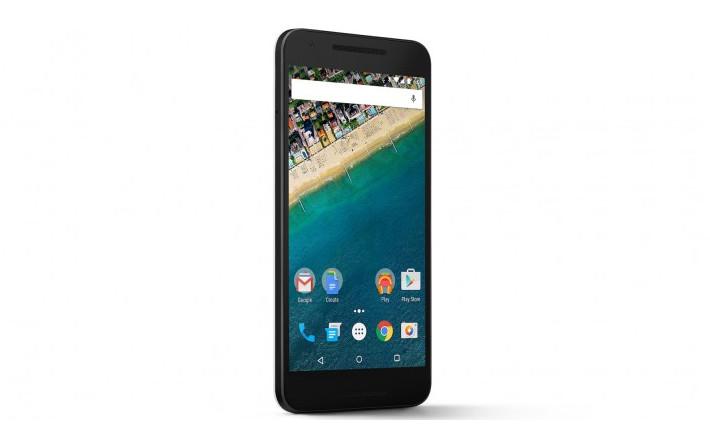 LG Nexus 5X Sudah Tersedia Pre-Order di Inggris