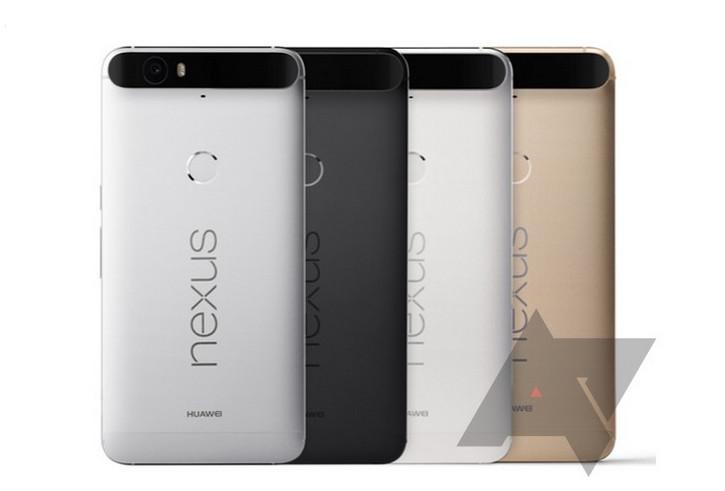 Huawei Nexus 6P Juga Perlihatkan Tampangnya 2