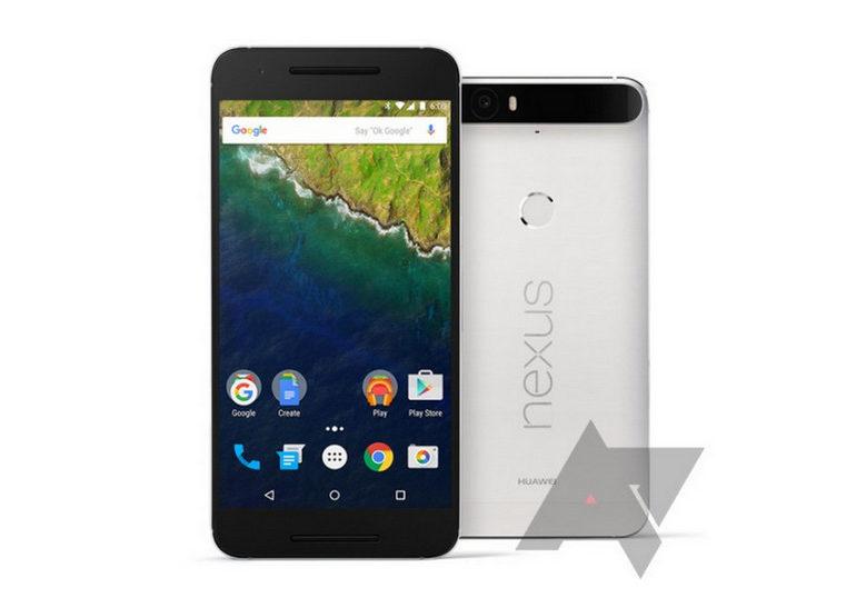 Huawei Nexus 6P Juga Perlihatkan Tampangnya