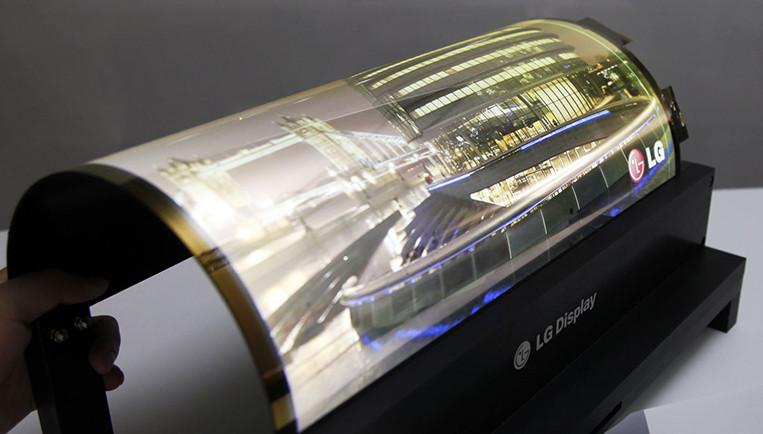 LG Dikabarkan Akan Produksi Massal Panel Layar yang Bisa Dilipat