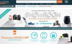 Lazada Showroom Beri Kesempatan Dapatkan Penawaran Menarik Dari <em>Brand</em> Favoritmu