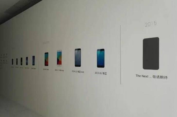 Meizu PRO 5 Dipersiapkan Untuk Pekan Depan