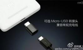 Mi 4c, Penerus Xiaomi Mi 4i Pakai Port USB Type-C, Tapi Kabelnya Bisa Berubah Menjadi MicroUSB Atau Type-C