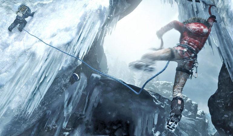 Tak Ada Multiplayer di 'Rise of the Tomb Raider'