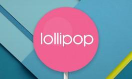 September Ini, Android Lollipop Sudah Terinstal di 21% Perangkat Android