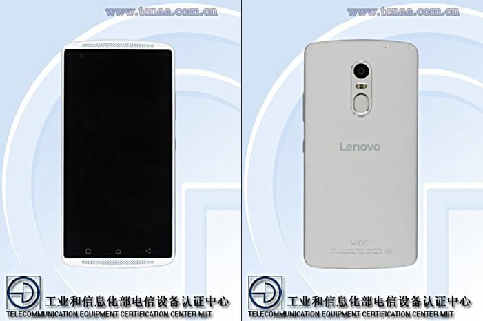 TENAA Sertifikasi Lenovo Vibe X3