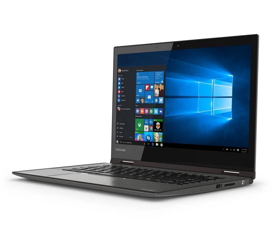 Toshiba Umumkan Laptop Konvertibel Satellite Radius 12 Dengan Layar 4K