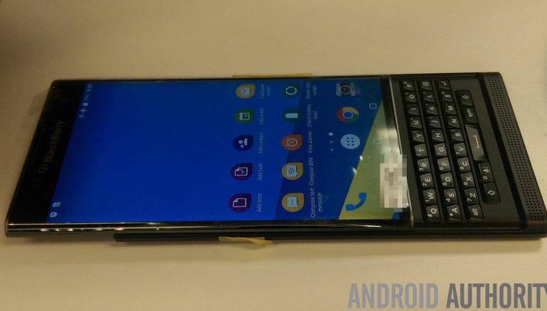 Wujud BlackBerry Venice Terlihat Kembali di Lebih Banyak Gambar