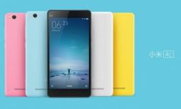 Xiaomi Mi 4c Diresmikan, Eksklusif Untuk Pasar Tiongkok Saja