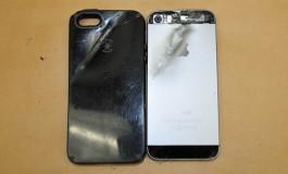 iPhone 5 Selamatkan Hidup Pemiliknya Dari Peluru