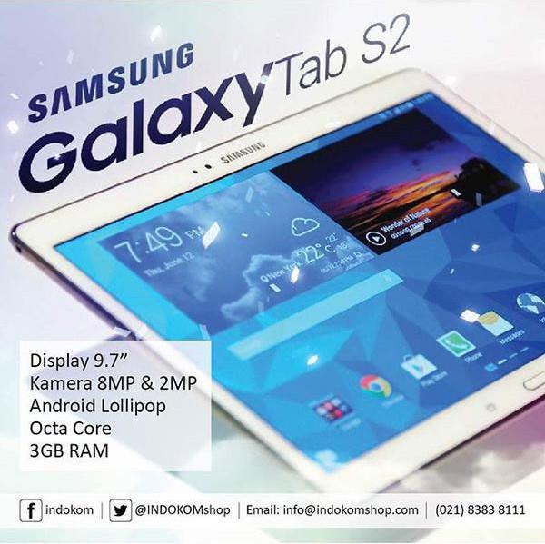 iklan Samsung Galaxy Tab S2