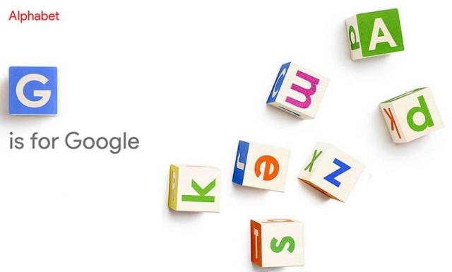 Alphabet, Perusahaan Induk Google Kini Telah Diresmikan