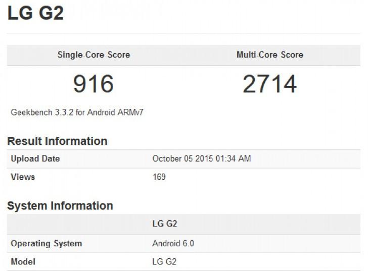 Android 6.0 Marshmallow Mungkin Bakal Sambangi LG G2