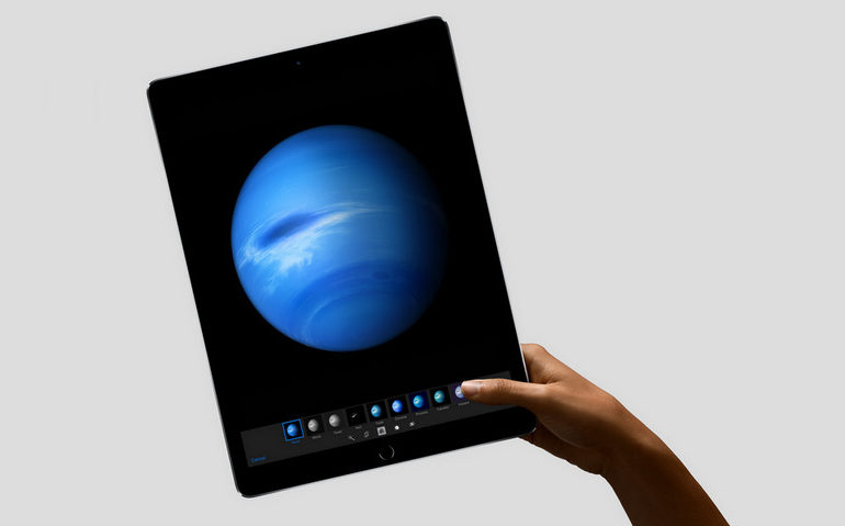 Apple Mulai Debut Penjualan iPad Pro, Apple Pencil dan Smart Keyboard Bulan November